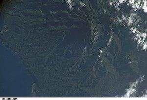 Pico de São Tomé - Image: Otok sv. Tome E 8383