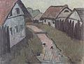 Otto Mueller - Dorfbach mit Badenden - ca1928.jpeg