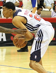 Otto Porter Wizards 2013 Las Vegas Summer League.jpg