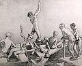 Otto Sohn-Rethel nude boys with boat Anacapri 1934.jpg