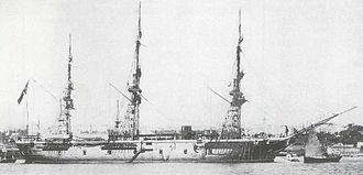 Ottoman frigate Ertuğrul - Ertuğrul