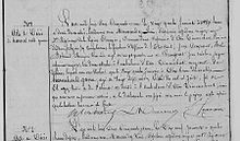 Etat Civil Francais En Algerie Wikipedia