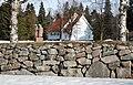 Oulu Cemetery Wall 20130412.JPG