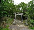 Oushiko shrine , 生石(おうしこ)神社 - panoramio (1).jpg