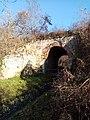 Pécs, Meszes - egykori vasútvonal hídja.jpg