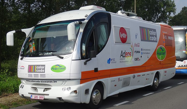 Péronnes-lez-Antoing (Antoing) - Tour de Wallonie, étape 2, 27 juillet 2014, départ (B34).JPG