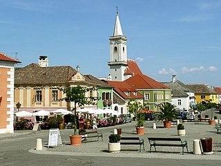 Rust, Burgenland Place in Burgenland, Austria