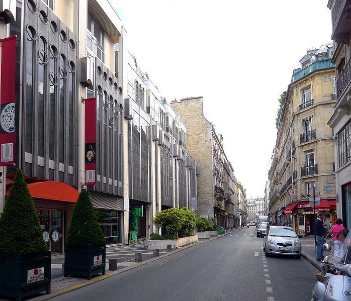 Fichier:P1030038 Paris IX Rue Drouot rwk.JPG