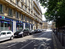 Image illustrative de l'article Rue de la Bienfaisance (Paris)