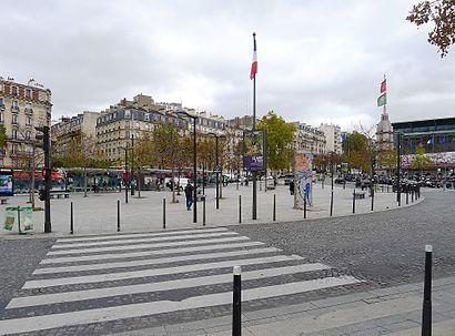 Cum să ajungi la Porte De Versailles folosind transportul public - Despre locație