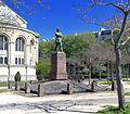 P1320254 Paris VII place du President-Mithouard statue Mangin rwk.jpg