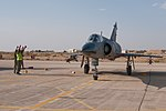 PAF Mirage III ROSE alert scramble competition Falcon Air Meet 2010.jpg