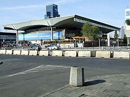 Warszawa Centralna railway station
