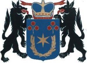 Gmina Wilków, Opole Voivodeship - Image: POL gmina Wilków COA