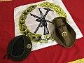 PSP Beret and Soviet made Afghanistan War Panama Hat.jpg