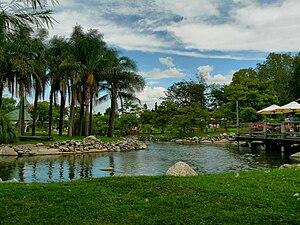 Escobar Partido - Temaikèn Safari Park.