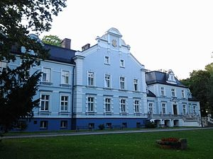 """Retreat (spiritual) - Wodzisław Śląski """"Retreat House"""" of Roman Catholic Archdiocese of Katowice"""
