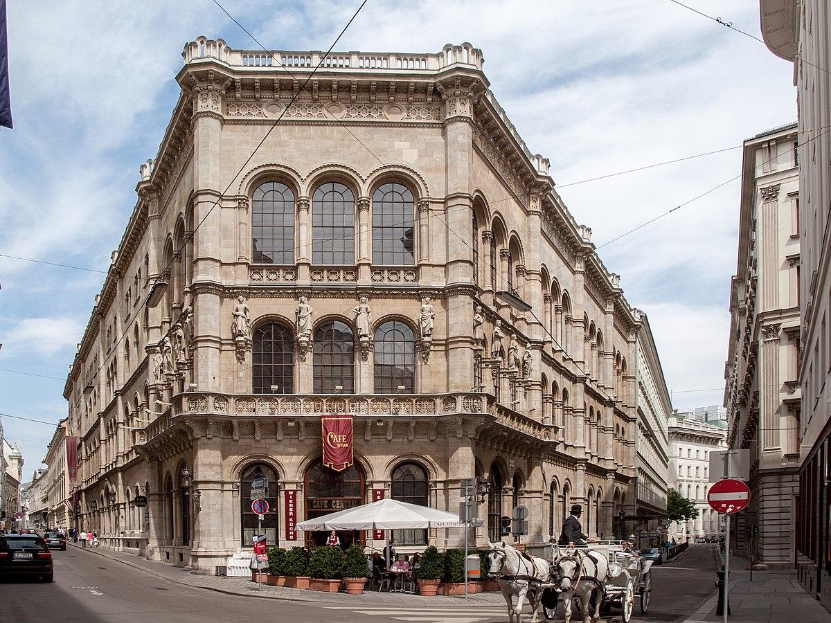 Cafe Central Dresden Mittagskarte