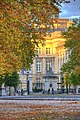 Palais de la Nation - Bruxelles, Belgium - October 31, 2010 - panoramio.jpg