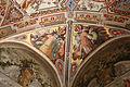 Palazzo colonna, appartamento della principessa isabelle, sala del tempesta, affreschi di cristoforo pomarancio e scuola 05.JPG