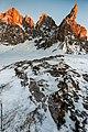 Pale di San Martino, Passo Rolle TN, Italia by Marco Zaffignani.jpg