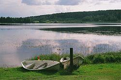 Lake Palokkajärvi