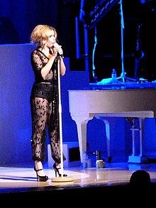 Paloma Faith in concerto a Liverpool nel 2014