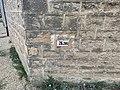 Panonceau PK 26,285 Route N433 Route Pont Veyle Replonges 1.jpg