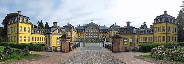 Schloss Arolsen - Wikipedia