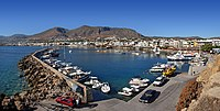 Panorama of the Port of Hersonissos - Retouched.jpg