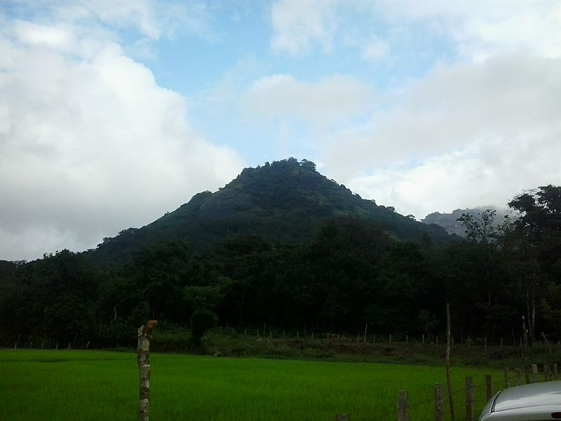 File:Panoramic view of Kundari hill.jpg