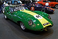 Paris - Retromobile 2014 - Lister Jaguar Costin - 1959 - 001.jpg