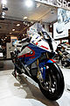 Paris - Salon de la moto 2011 - BMW - S1000 RR Team BMW Motorrad France - 006.jpg