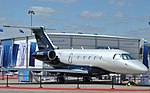 Paris Air Show 2017 Embraer Legacy 450 (cropped).jpg