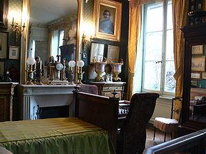Musée national Gustave Moreau - Moreau's apartment