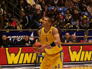 Anthony Parker - Parker led the Israeli league team Maccabi to a number of domestic and European honors in his five years with the club.