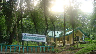 Mount Arayat - Mount Arayat National Park, DENR, CENRO Office