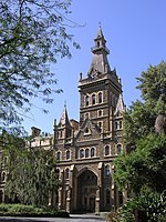 Parkville - University of Melbourne (Ormond College)