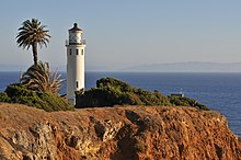 Parlos Verdes Light House Aug 2012.JPG