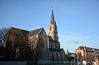 Parochiekerk Sint-Amands, Strombeek-Bever 01.jpg