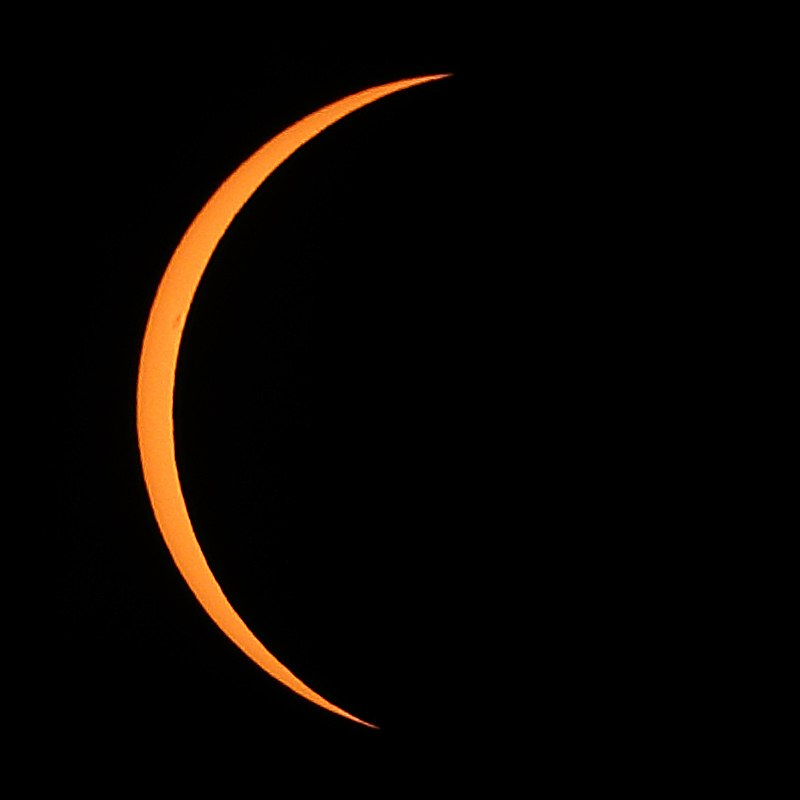 Partial Solar Eclipse over Newberry, South Carolina.jpg