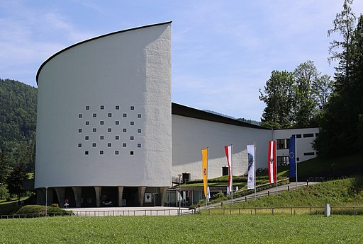 Passionsspielhaus Erl (Passionsspiele in Erl, Immaterielles Kulturerbe in Tirol)