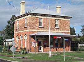 Paterson NSW Post Office