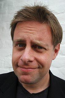Paul Cornell British writer