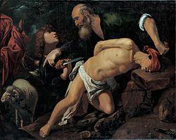 Pedro Orrente: The Sacrifice of Isaac