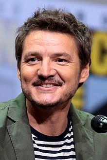 Pedro Pascal - the sympathetic   with Chilean roots in 2017