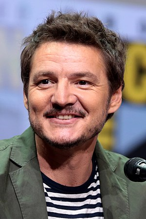 Pedro Pascal - Pascal at the 2017 San Diego Comic-Con International