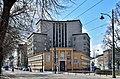 Pekao SA Bank (1938 design. by Waclaw Krzyzanowski), 8 Dunajewskiego street, Krakow, Poland.jpg