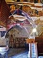 Pelendri Kirche Timios Stavros Innen Fresken.jpg