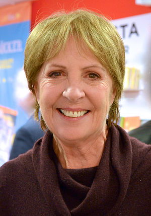 Penelope Wilton - Wilton in Stockholm, Sweden, November 2013